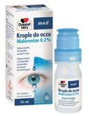 Doppelherz Krople do oczu Hialuronian 0,2% 10ml