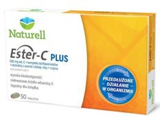 Ester-C PLUS x 50 tabletek