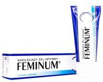 FEMINUM żel nawilżający 60g