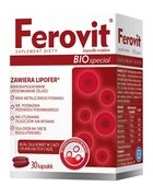 FEROVIT BIO Special x 30 kapsułek