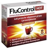 FLUCONTROL Hot x 8 saszetek