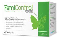 FemiControl Forte x 60 kapsułek