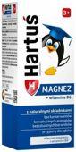 Hartuś Magnez + Witamina B6 syrop 3+ 120ml