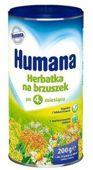 Humana Herbatka na brzuszek po 4 miesiącu życia 200g