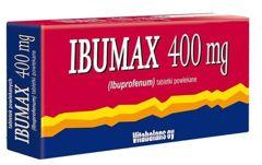 IBUMAX 400mg x 10 tabletek