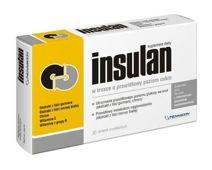 INSULAN x 30 tabletek