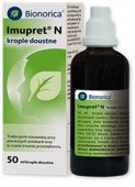 Imupret N krople doustne 50ml