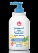 J&J Baby Pure Protect mydło w płynie 300ml
