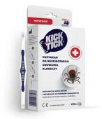 Kick the Tick przyrząd do bezpiecznego usuwania kleszczy x 1 sztuka