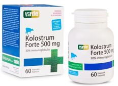 Kolostrum Forte 500mg x 60 kapsułek