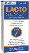 LACTOSEVEN x 20 tabletek