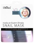 L'Biotica Snail Maska ze śluzem ślimaka 23ml