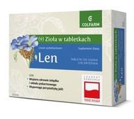 LEN x 30 tabletek do ssania