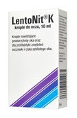 LentoNit K krople do oczu 10ml