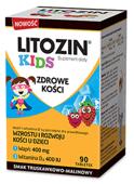 Litozin Kids x 90 tabletek
