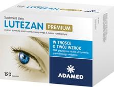 Lutezan Premium x 60 kapsułek
