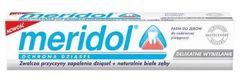 MERIDOL Delikatne wybielanie pasta do zębów 75ml - data ważności 01-11-2019r.