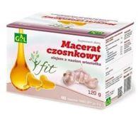 Macerat czosnkowy olejem z nasion wiesiołka x 40 kapsułek twist-off