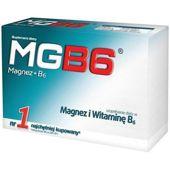 Mg B6 x 30 tabletek