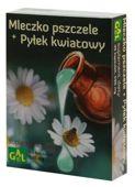 Mleczko pszczele + pyłek kwiatowy  x 48 kapsułek
