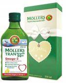 Moller's Tran Norweski 50+ z puszką 250ml