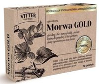 Morwa GOLD Vitter Herbs x 30 tabletek