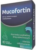 NACECIS 600mg x 10 tabletek musujących