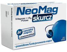 NEOMAG Skurcz x 50 tabletek