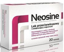 NEOSINE 0,5g x 20 tabletek