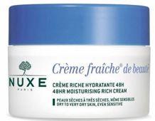 NUXE Creme Fraiche de Beaute krem nawilżający 50 ml