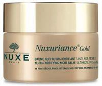 NUXE Nuxuriance Gold Odżywczy Balsam wzmacniający na noc 50ml
