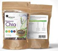 Nasiona Chia (Nasiona Szałwii hiszpańskiej) 500g