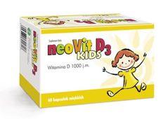 NeoVit D3 Kids x 60 kapsułek