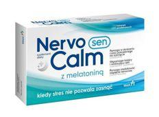 NervoCalm Sen x 10 tabletek - data ważności 28-02-2019r.