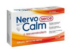 NervoCalm Serce x 10 tabletek