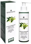 ORIENTANA Odżywczy Bio Olejek do demakijażu 150ml