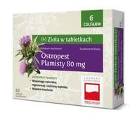 OSTROPEST PLAMISTY x 60 tabletek