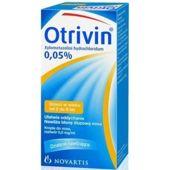 OTRIVIN 0,05% krople 10g