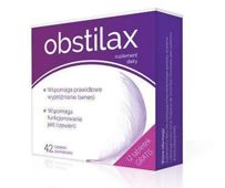 Obstilax x 42 tabletek