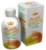 Prince Omega Tran z wątroby rekina smak mango 250ml
