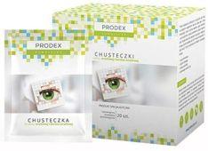 Prodex Senitive Chusteczki do skóry wrażliwej x 20 sztuk