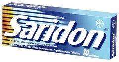 SARIDON x 10 tabletek