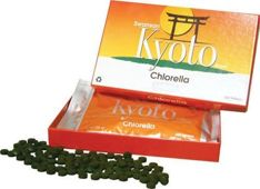 SWANSON Kyoto Chlorella x 300 tabletek