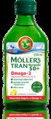 TRAN NORWESKI MOLLER'S 50+ aromat cytrynowy 250ml