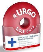 URGO S.O.S Cuts na rany i skaleczenia tamujący krwawienie 2,5cm x 3m