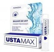Ustamax Balsam do ust z kwasem hialuronowym 4,9g