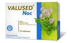 VALUSED NOC x 15 tabletek