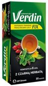 Verdin Fix z czarną herbatą x 20 saszetek