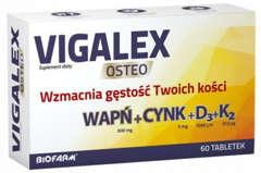 Vigalex Osteo x 60 tabletek