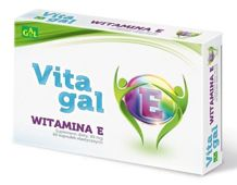 Vitagal Witamina E x 60 kapsułek